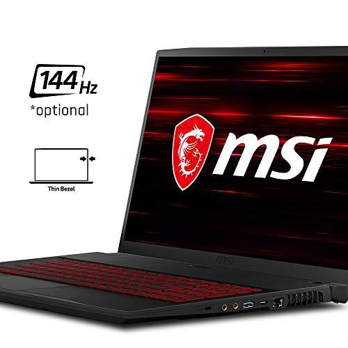 MSI GF75 Thin, Intel i7-10750H, 17.3