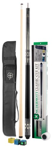 McDermott Classic Pool Cue Kit