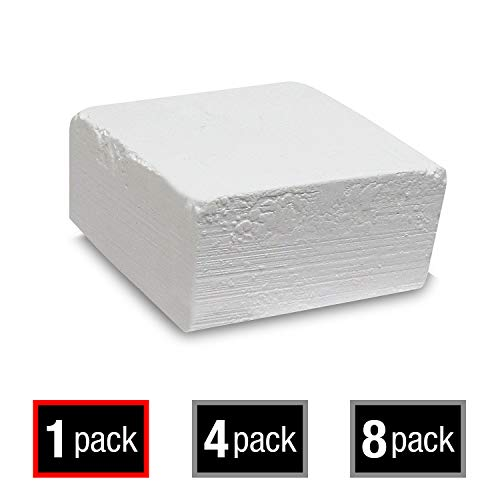 Spri Chalk Block, Chalk Ball & Liquid Chalk For Gymnastics, Rock Climbing, Bouldering, Weight-Lifting, Crossfit – Single pack