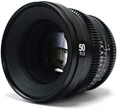 SLR Magic MicroPrime Cine 50mm T1.2 Compatible with Sony E Mount