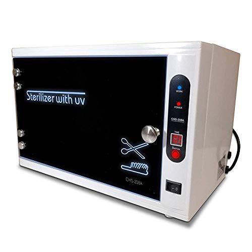 Armario desinfectante UV, caja de desinfección UV de acero inoxidable para esterilizadores para armarios de salón