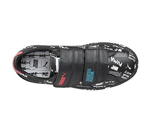 Puma Platform Trace Mujer Zapatillas Negro