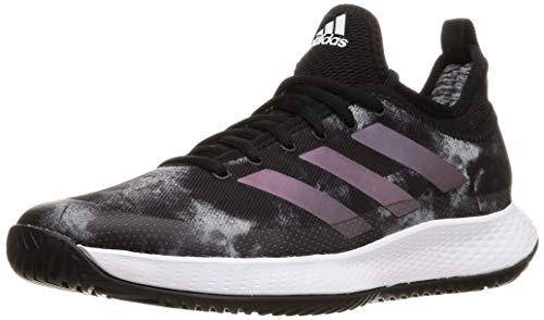 adidas Defiant Generation M, Zapatillas de Tenis Hombre, NEGBÁS/NEGBÁS/Gricin, 44 EU