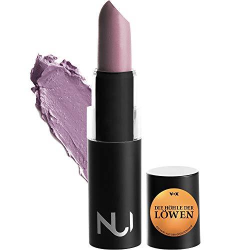 NUI Cosmetics Naturkosmetik vegan natürlich glutenfrei - Natural Lipstick RUIHA Lippenstift mit...