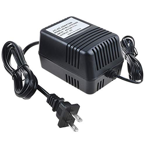 SupplySource Compatible AC to AC Adapter Power Supply for MKA-482401000 RACHIO Sprinkler Controller 8 or 16 Zones