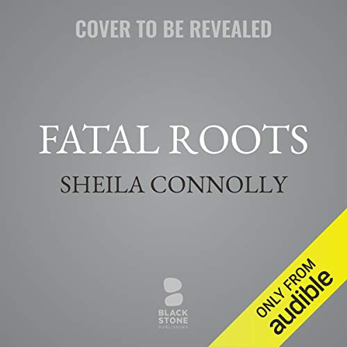 Fatal Roots audiobook cover art
