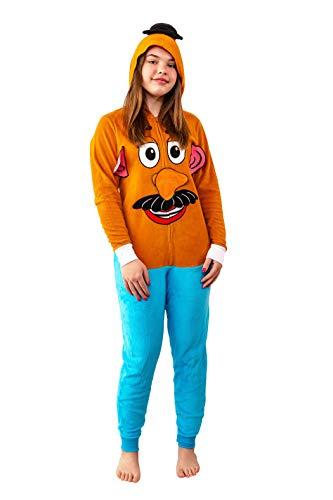 Disney Women's Sherpa/Microfleece Onesie Union Suit, Toy Story