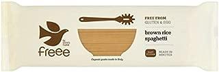 Doves Farm Organic Gluten Free Brown Rice Spaghetti - 500g (1.1lbs)