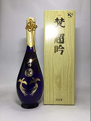 梵【ぼん】 超吟 純米大吟醸 720ml
