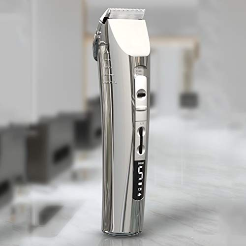 PYQBK Professional Stainless Blade Hair Clipper for Men Hair Trimmer Cutting Shaving Machine for Barber Salon Hair Clippers for Men