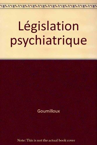 Législation psychiatrique