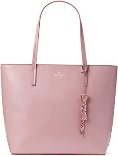 a7aa3c7c2 Kate Spade Seton Drive Karla Smooth Leather Tote Shoulder Bag Purse Handbag