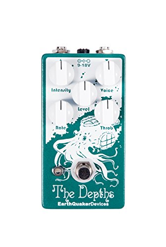 EarthQuaker Devices The Depths Optical Vibe Circuit Effects Pedal