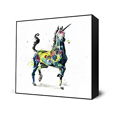 Unicorn Mini Art Block