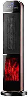 Sunny Radiador De Torre, Calentador De Ventilador De 2000 Vatios con 2 Configuraciones De Calor, Pantalla LCD, Calefacción De Cerámica