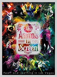 The Animals in Screen [DVD]