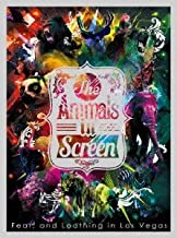 Fear And Loathing In Las Vegas - The Animals In Screen [Japan DVD] VPBQ-19076