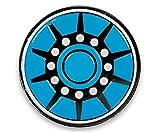 iron arc reactor - Iron Man Arc Reactor Enamel Collector Pin