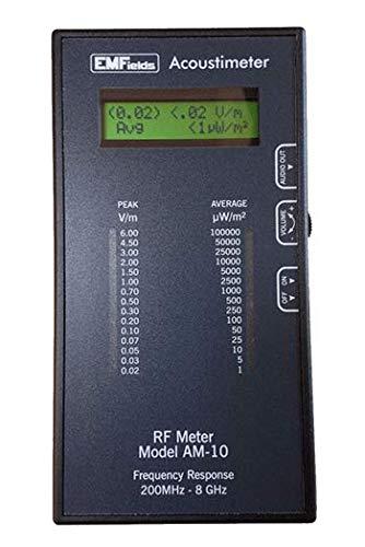 Mikrowellen-Detektor, misst acoustimeter Feder-/200mhz, auf 8 GHz