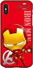 Avengers SD Cutie Card Slide Case for Samsung Galaxy S7 Edge (Iron Man)