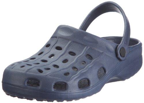 Playshoes EVA-Clog Unisex-Kinder Clogs, Blau (marine 11), 38/39 EU