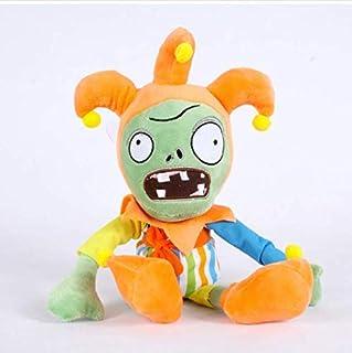 Aankomst 2 Pluche Speelgoed PVZ Clown Zombie Cosplay Pluche Speelgoed Zacht Gevulde Speelgoed Pop voor Kinderen Kinderen G...