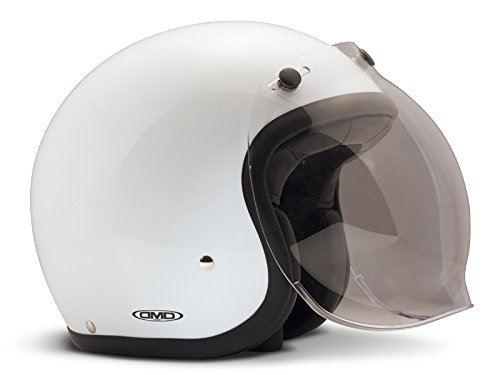 DMD  Accessori per Casco Moto, Visiera Bubble Clear