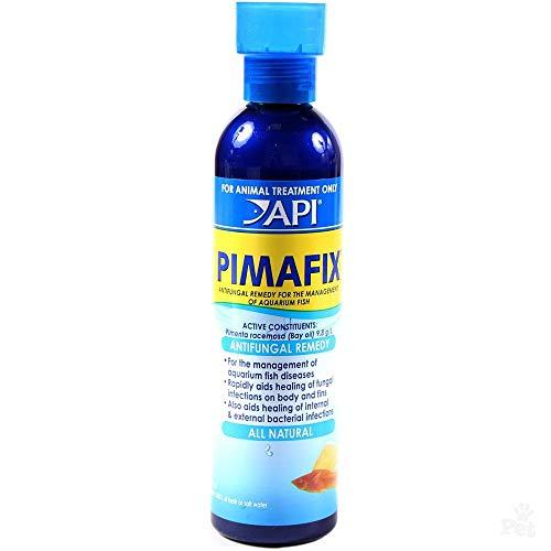 API Pimafix 237 Milliliter gegen Pilzinfektionen im Aquarium