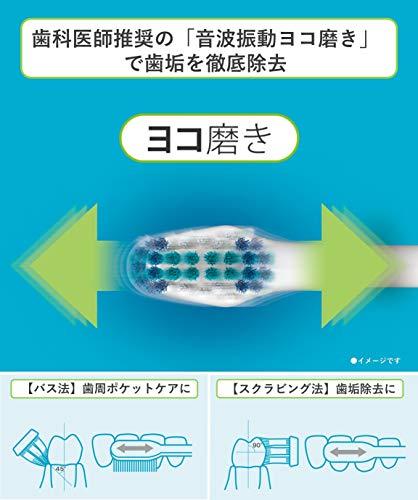 パナソニック電動歯ブラシドルツ青EW-DL35-A