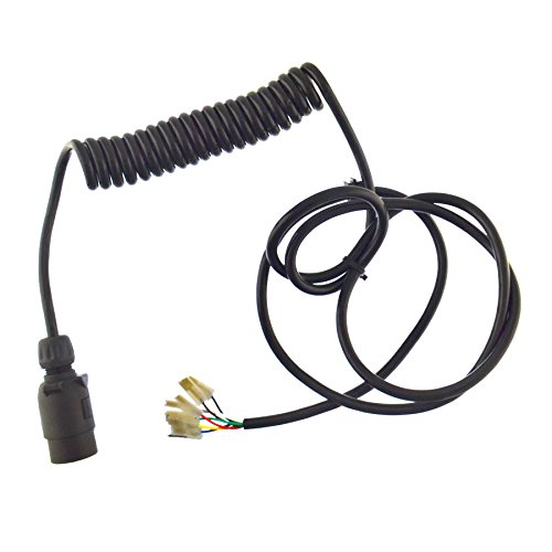 AB Tools Remorque Ifor Williams Le Remplacement du câble d'éclairage Faisceau 7 Broches TR220