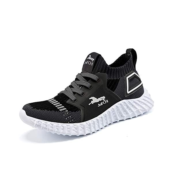 Boys Sneakers Kids Running Shoes Girls Mesh Fitness Shoe Indoor Training Sneaker Lightweight Outdoor Sports Athletic Tennis Shoes for Little Kid/Big Kid