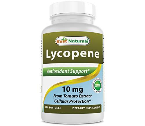 Best Naturals Lycopene, 10mg, 120 Softgels