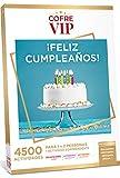 CofreVIP Caja Regalo Feliz CUMPLEAÑOS! 4.500 Actividades a Elegir en España y Europa para 1 o Dos Personas.