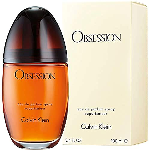 Calvin Klein OBSESSION Eau de Parfum en Spray de 100 ml.
