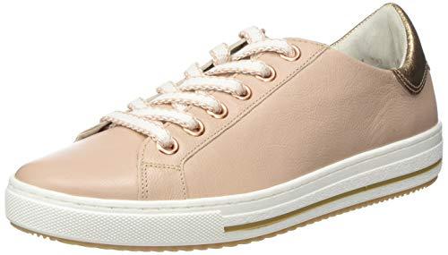 Gabor Shoes Damen Comfort Basic Sneaker, Mehrfarbig (Rose/Rame 51), 42 EU