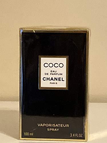 Chaneⅼ Coco Eau De Parfum Spray For Women 3.4 Fl. OZ. / 100ML.