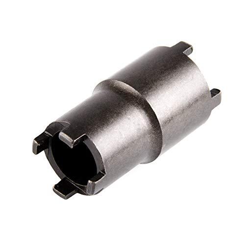 BIlinli 20 / 24mm Kupplungswerkzeug Kontermutter Schraubenschlüssel Schraubenschlüssel Dirt Bike Repareren Werkzeug für 50ccm 70ccm 90ccm ATV Go Kart