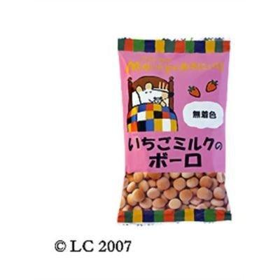 メイシーちゃん(TM) いちごミルクのボーロ 45g