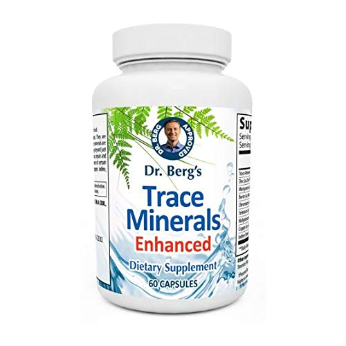 Dr Berg's Trace Minerals ( Enhaced )