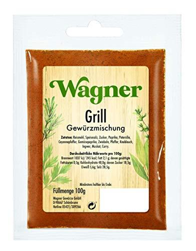 Wagner Gewürze Grill Gewürzmischung, 100 g
