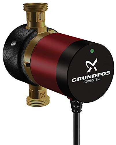 "Grundfos Zirkulations-Pumpe Comfort 15-14 B PN10, 1/2\"", 80 mm"