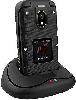 Generic ioutdoor F2 IP68 Waterproof 2.4 inch 1200mAh Dual SIM Card bluetooth FM Flip Rugged Feature Phone