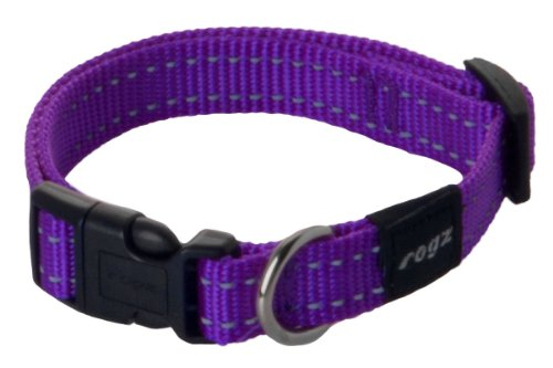 Rogz Utility Reflective Collar For Pugs