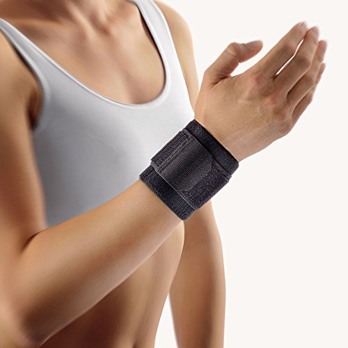 Bort Stabilo Handgelenkbandage schwarz Gr. 2, Finger-, Daumen- und Handgelenksbandagen
