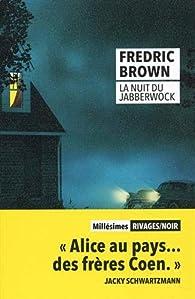 La nuit du Jabberwock par Fredric Brown