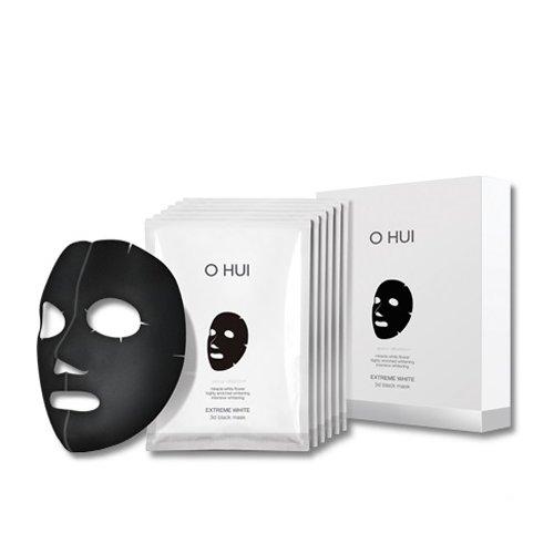 Ohui Extrême blanc masque noir 3D 6EA
