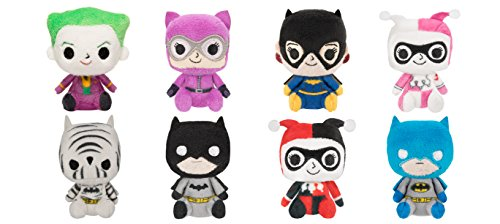 Plush: Mystery Mini: DC: Batman