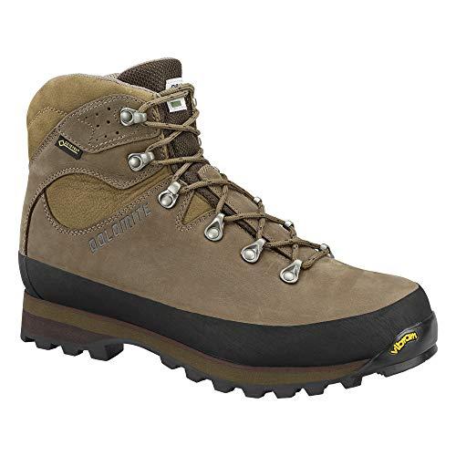 Dolomite Bota Tofana GTX, Stivali da Escursionismo Alti Unisex-Adulto, Marrone Scuro, 42 EU