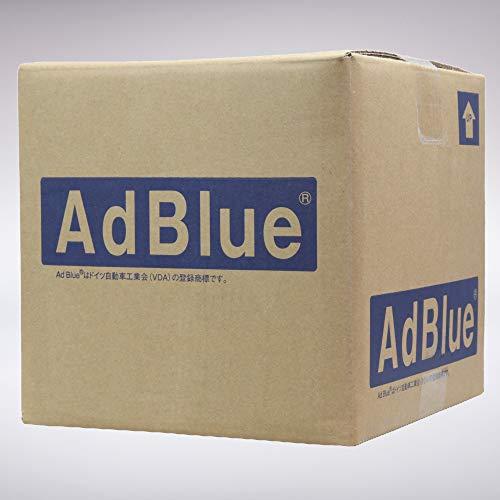 丸山化成 (Maruyama Chemical) 高品質尿素水 [ AdBlue ] ディーゼル車用尿素SCRシステム触媒専用 NOX還元剤 10L AdBlue 101BIB
