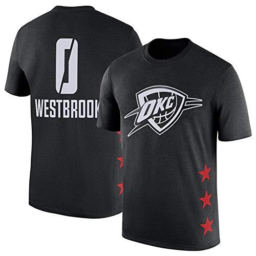 ZHS Camiseta de baloncesto All-Star, 23 James & #3 Wade & #34 & #2 Leonard, camiseta de baloncesto de algodón para hombre 4-XL